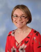 Mrs Dunsden, Assistant Principal House Leader: Wolsey House